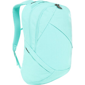 The North Face Isabella Sac à dos Femme, retro green light heather/bermuda green